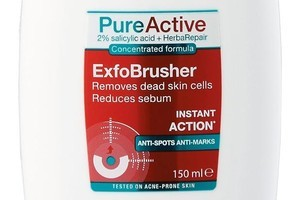 Garnier Pure Active ExfoBrusher $13.79. Photo / Supplied