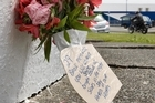 The tributes keep coming for the 29 victims of the Pike River disaster. Photo / Mark Mitchell