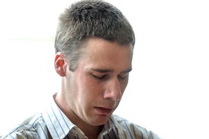 Andrew Mears urges others to learn about gun safety - 'don't end up like me'. Photo / Daily Post