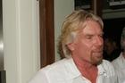 Richard Branson. Photo / APN
