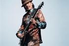 Carlos Santana. Photo / Supplied