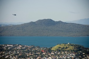 Volcanoes like Rangitoto and Mt Victoria distinguish Auckland from every other major city in the world. Photo / Dean Purcell