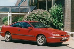 The two-door Calibra had a big fanbase in the 1990s. Photo / Supplied