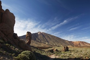 Mount Teide, the world's third-largest volcano, doesn't attract the attention it deserves from the cycling fraternity. Photo / Thinkstock
