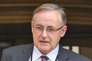 Reserve Bank Governor Alan Bollard. Photo / Mark Mitchell.