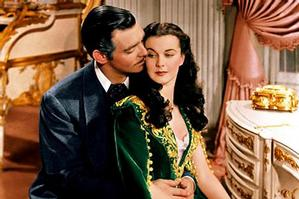 Gone With the Wind, starring Clark Gable and Vivien Leigh, has sold 206.4 million tickets since 1939, making it the all-time US box office favourite. Photo / Supplied
