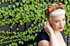Make-up artist Katherine Gould. Photo / Babiche Martens