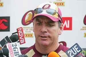 Former Queensland coach Michael Hagan will assist Mal Meninga in this year's State of Origin series. Photo / Getty Images