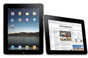 Apple's new iPad creates a whole new gadget category, says Steve Jobs.