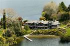 There have been a few proposals at Rotorua's Lake Okareka Lodge. Photo / Supplied