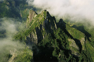 Walking the Pinnacles offers magnificent views and a fascinating New Zealand history lesson. Photo / Coromandel Tourism