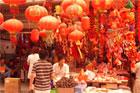 Stalls in Yuyuan Bazaar. Photo / Phil Taylor