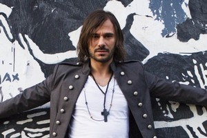 Altiyan Childs will perform at this weekend's Auckland Christmas in the Park. Photo / Supplied