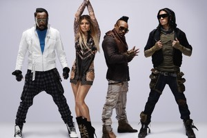 The Black Eyed Peas present a mixture of annoyingness and genius. Photo / Supplied