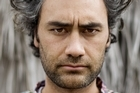 New Zealand film-maker Taika Waititi, director of the movie, Boy. Photo / Supplied