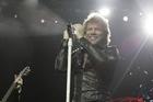 Bon Jovi at Vector Arena. Photo / Sarah Ivey