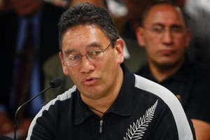 Hone Harawira says the Government should look for fresh options  rather than back the 'piece of rubbish' currently before the public. Photo / Sarah Ivey