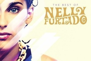 The Best of Nelly Furtado album cover. Photo / Supplied.