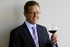 Philip Gregan says a bumper harvest could lead to a glut of wine. Photo / Richard Robinson