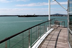 Michael Chow has his eye on Auckland's biggest penthouse apartment, at Princes Wharf. Photo / Doug Sherring