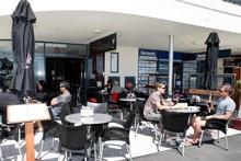 Cafe Cabana. Photo / Christine Cornege
