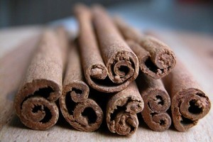 Gold nanoparticles can now be made naturally using cinnamon. Photo / Supplied