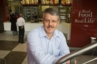 Russel Creedy, Restaurant Brands chief executive. Photo / Paul Estcourt