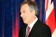 Tony Blair. File Photo / NZ Herald