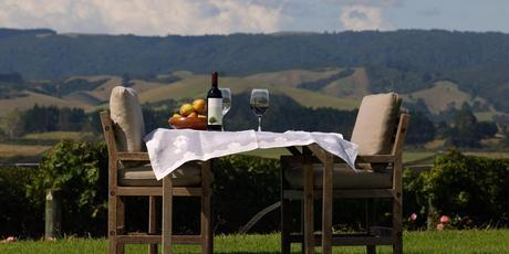 Puriri Hills Vineyard and Lodge in Clevedon. Photo / Carolyn Robertson