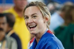 Nikki Hamblin reflects on winning silver in the 800m in the Commonwealth Games. Photo / Brett Phibbs