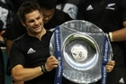 All Black captain Richie McCaw. Photo / Getty Images