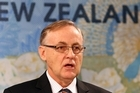 Reserve Bank governor Alan Bollard is not expected to make any change to the Official Cash Rate till June 2011. Photo / Mark Mitchell