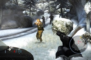 FPS classic Goldeneye gets a remake for Nintendo's Wii. Photo / Supplied