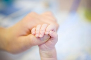 Doctors in Germany have captured the first MRI images of babies being born. Photo / Thinkstock