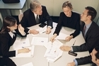 Multiple hand-outs may be distractions which detract from the effectiveness of meetings which can become time consuming and tedious as a result. Photo / Thinkstock