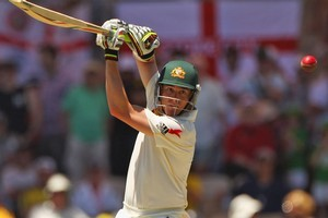 Marcus North could be batting for his test career today. Photo / Getty Images