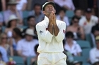Ricky Ponting of Australia shows his frustration during the Second Ashes Test match between Australia and England at Adelaide Oval. Photo / Getty Images