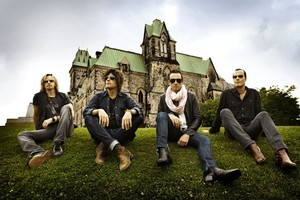 Stone Temple Pilots will play Vector Arena in Auckland, March 26. Photo / Supplied