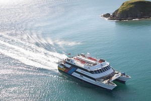 You can take your bike on the ferry to Waiheke Island for free. Photo / Supplied