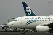 Air NZ's alliance with Virgin Blue will allow the two airlines to co-ordinate a range of flight issues. Photo / Brett Phibbs