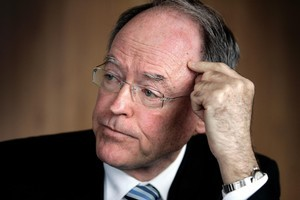 Don Brash, former National Party leader. Photo / Herald on Sunday.