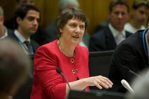 Former Prime Minister Helen Clark. Photo / Mark Mitchell