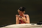 Robyn Malcolm in Happy Days. Photo / Andrew Malmo.