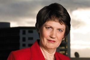 Helen Clark. Photo / NZ Listener.