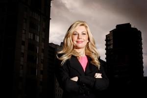TVNZ's head of programming Jane Wilson. Photo / Herald on Sunday.