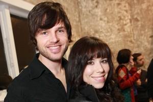 Cameron and Shariyah Morris. Photo / Norrie Montgomery