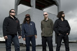Kyuss will rock in New Zealand, minus Josh Homme. Photo / Supplied