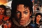 Album cover for <i>Michael</i>. Photo / AP