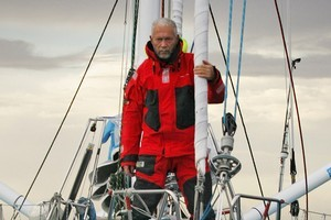 Sir Robin Knox-Johnston. Photo / onEdition