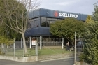 The Skellerup factory in Christchurch. Photo / Simon Baker